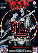 Rock Candy Mag Cover